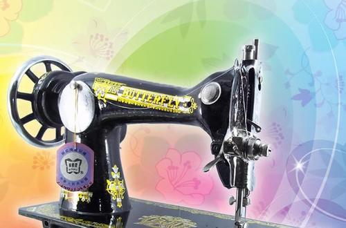 缝纫机品牌蝴蝶牌的百年发展历程