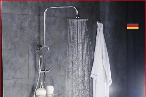 淋浴花洒十大品牌 金柏丽雅淋浴花洒简约设计颜值高