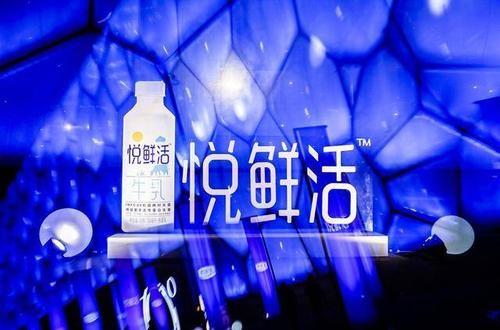 牛奶的品牌君乐宝 推出首款鲜奶悦鲜活
