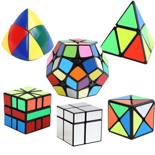 玩具品牌彩色立方 锻炼幼儿想象力和认知力