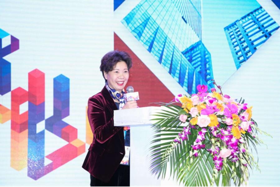 企业嘉宾分享:圣合众(北京)文化艺术投资有限公司总经理李晓艳