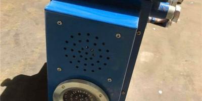 本安语音声光报警器KXB127矿用隔爆红绿灯闪烁