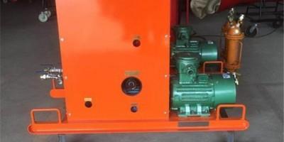 矿用凝胶泵专业生产厂家NJB1-80/2凝胶泵有保障