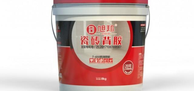 瓷砖背胶旭邦XB粘力强轻松上墙,提高贴砖效率与工程质量!