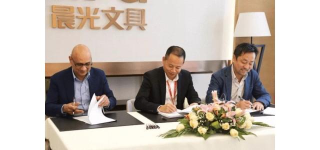 双胞胎联手创业,打造中国第一文具品牌,身价517亿