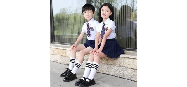 上半年增长率383.2%,校服品类正撑起童装行业新增量